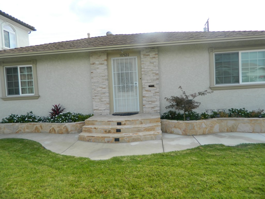 Complete exterior remodel in Downey, Ca by Generations Construction