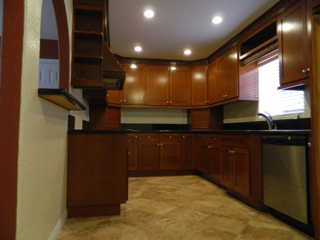 Custom kitchen remodel by Generations Construction Los Angeles
